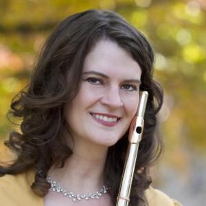 April Clayton, flute