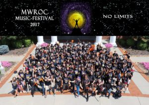 Mark Wood Rock Orchestra Music Camp