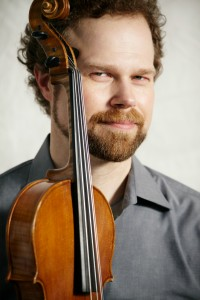 David Wallace Grey Shirt Viola Head Shot Photo Credit: Christopher Davis