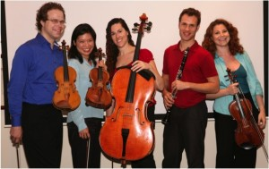 The Teaching Artist Ensemble of the New York Philharmonic, founded 2004.