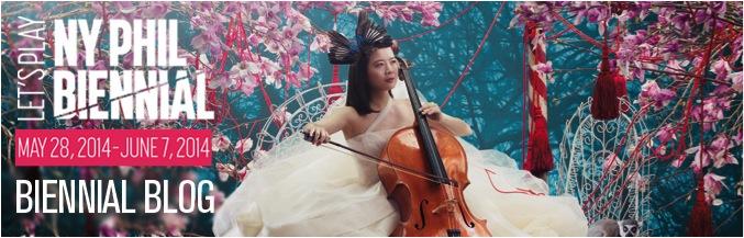 Biennial! – My New York Philharmonic Premiere