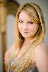 Kristi Shade, harp