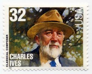 Ives Stamp1997