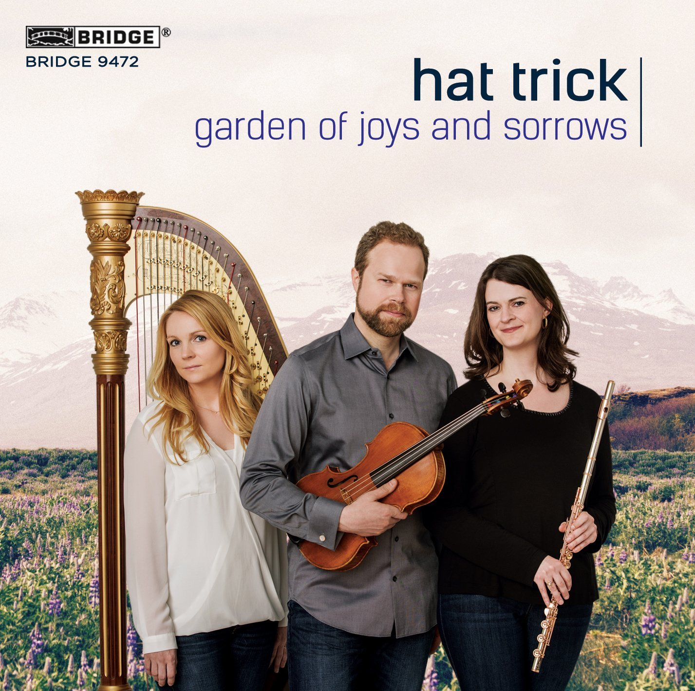 Hat Trick Garden of Joys and Sorrows CD