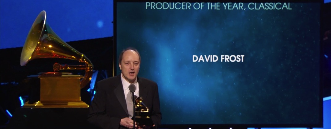 David Frost Producer of the Year Grammy